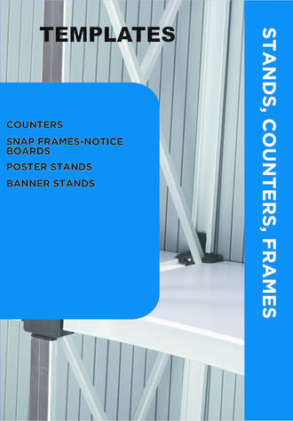 Pop Up Counter Templates