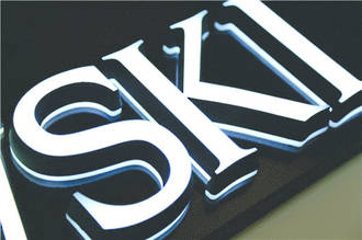 Acrylic Letters & Logos