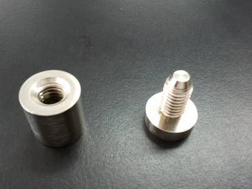 CA Series Aluminium Standoffs Flat Top