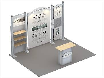Exhibition Stand DP-SC 202