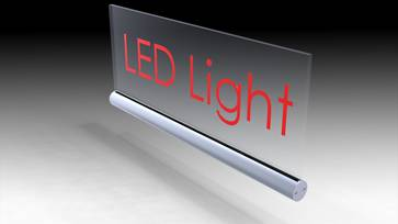 Soled LED Edge Lit Signs