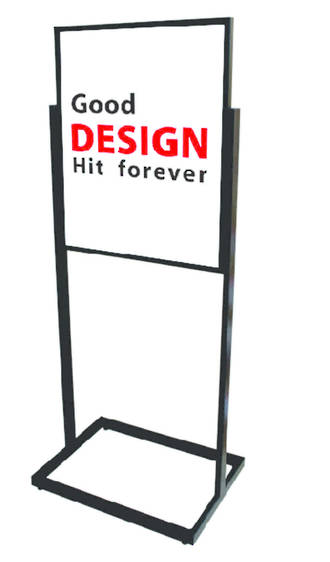 Floor Sign Holders