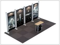 Exhibition Stand DP-SC 301